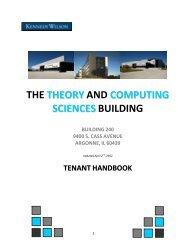 TCS Tenant Handbook 4-1-12 - Theory and Computing Life ...