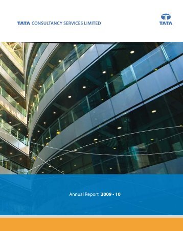 Annual Report 2009 - 10 - Tata Consultancy Services