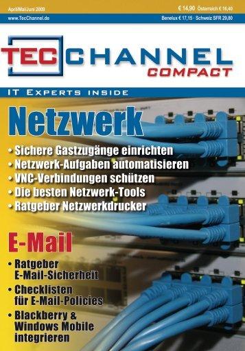 Netzwerk - TecChannel