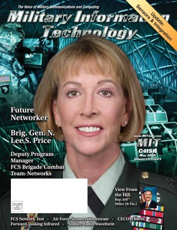 Future Networker Brig. Gen. N. Lee S. Price - KMI Media Group