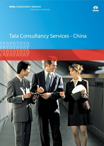 Tata Consultancy Services — China