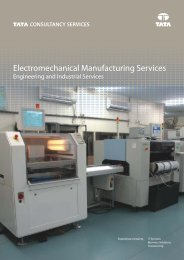 Electromechanical Manufacturing Services Brochure_A4 - Tata ...