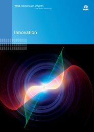 Innovation - Tata Consultancy Services