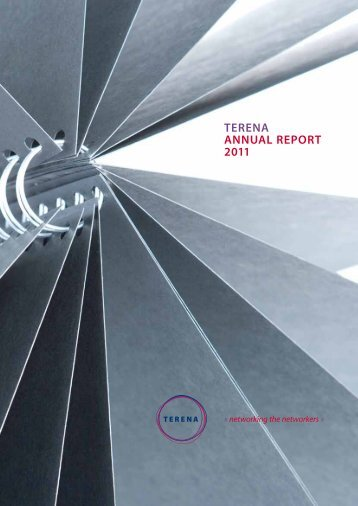 TERENA Annual Report 2011