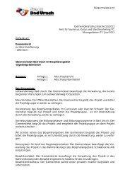 GR-Drucksache 52/1-2011 - Bad Urach