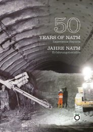 50 years of NATM - Austrian Tunnelling Association