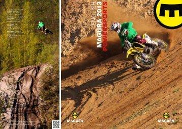 Magura Powersports Catalogue - Venhill