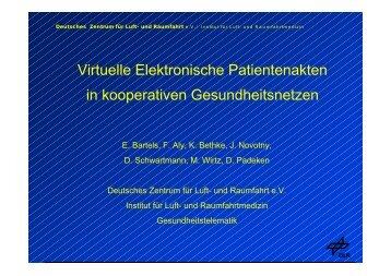 Virtuelle Elektronische Patientenakte