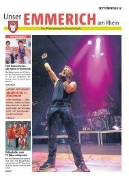 SEPTEMBER 2012 Stadtfest mit 11. Musiknacht - RP Online