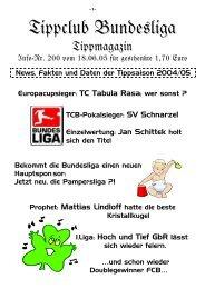 FC Schalke 04 - TC Bundesliga