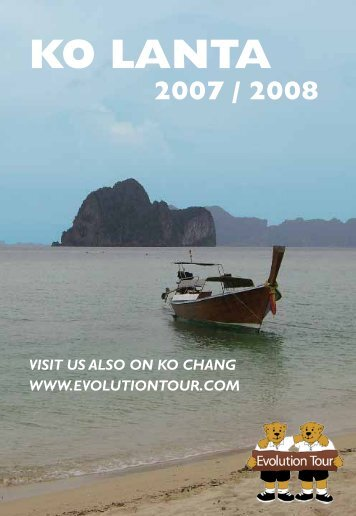 ko lanta az - Evolution Tour