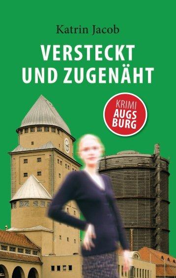 Ausgburg-Krimi-Textteil Leseprobe.indd - Krimi Augsburg