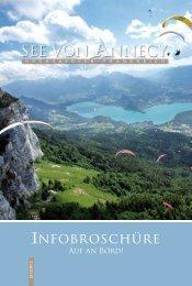 Bord! - Office de Tourisme du Lac d'Annecy