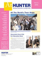Spring 2006 - Hunter College - CUNY