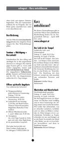 Programmzeitschrift Mai - August 2009 - cd mediateam - Seite 7