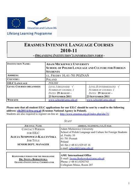 Site- ul de dating Erasmus