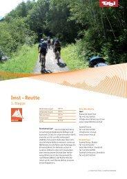 Imst - Reutte - Bike Tirol