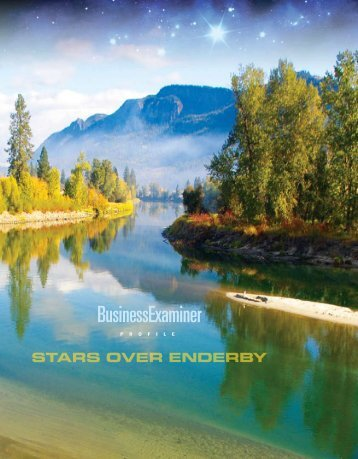 BusinessExaminer - Enderby Chamber of Commerce