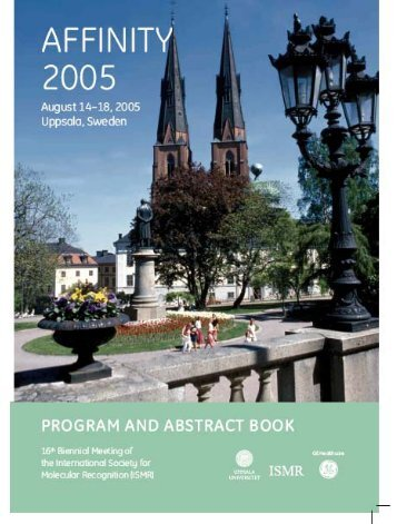 Welcome to AFFINITY 2005 - ISMR