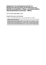 Verwaltungsvorschriften - Eureka24.de