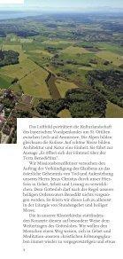 Konzertkalender St. Ottilien 2012 - Sandtner Orgelbau - Page 3