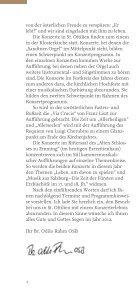 Konzertkalender St. Ottilien 2012 - Sandtner Orgelbau - Page 4