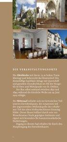 Konzertkalender St. Ottilien 2012 - Sandtner Orgelbau - Page 5