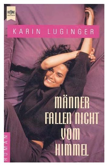KARIN LUGINGER — Maenner fallen nicht vom ... - Deutscher Klub