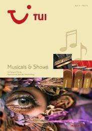 Musicals & Shows - Giata