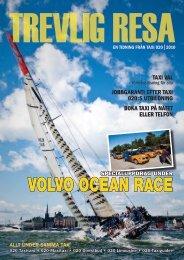VOLVO OCEAN RACE - Taxi 020 AB