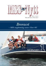 MSS-Nytt nr 2 2010 - IdrottOnline Klubb