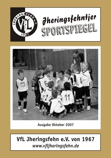 Heft 2007 02.cdr - VfL Jheringsfehn