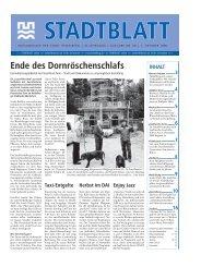 Ausgabe 40 vom 01. Oktober 2008 - Stadt Heidelberg