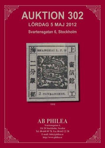 AUKTION 302 - Philea