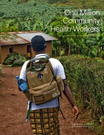 One Million Community Health Workers: Technical Task Force