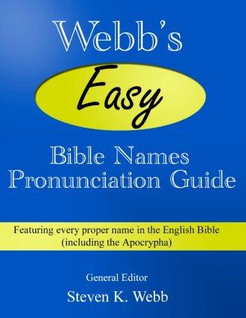 Name Pronunciations-P_09_June06-2012
