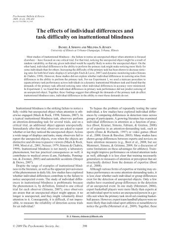 The effects of individual differences and task difficulty - Ice Skating ...