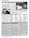 """""""La plej granda tasko de la orga- niza¢o estas pli ... - Esperanto-USA - Page 6"""