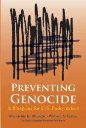 GENOCIDE - United States Holocaust Memorial Museum