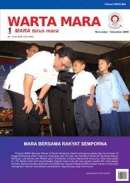 Warta Disember 2009 - Mara