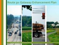 Route 30: Gateway Enhancement Plan - Lancaster County Website