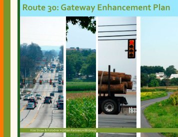 Route 30: Gateway Enhancement Plan - Lancaster County Website