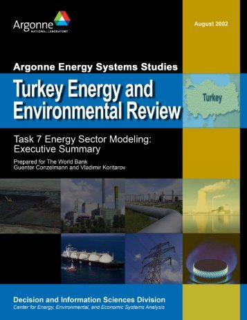 Turkey GHG Mitigation Analysis Executive Summary (pdf)