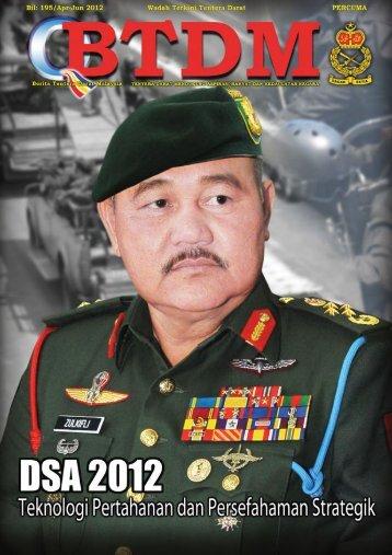 Berita Tentera Darat Malaysia 1986-2011