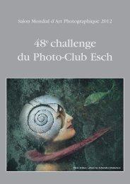 Catalogue - Photo Club Esch