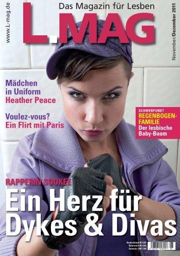 Ein Flirt mit Paris Mädchen in Uniform Heather - L-Mag