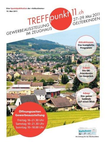 treffpunkt 2011 - Volksstimme