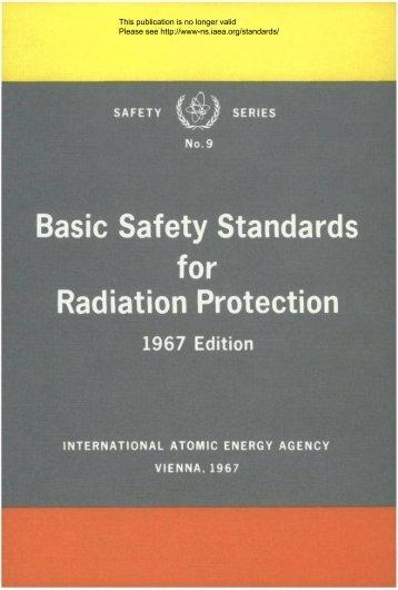 Safety_Series_009_1967 - IAEA