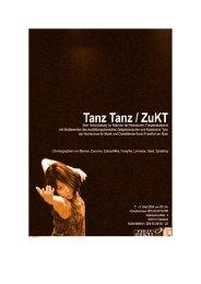 2004 Tanz Tanz ZUKT Mousonturm - HfMDK Frankfurt