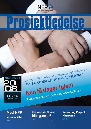 Last ned pdf her... (2,5 Mb) - Norsk senter for prosjektledelse - NTNU